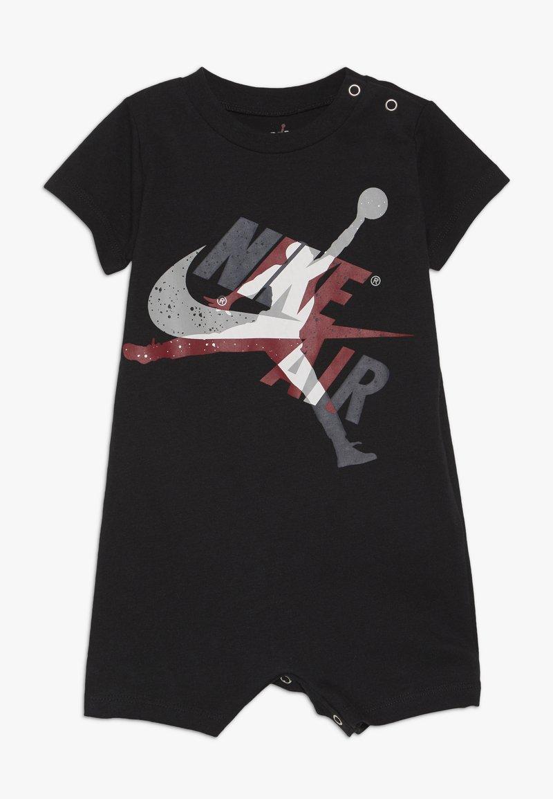 Jordan - JUMPMAN CLASSIC ROMPER - Dres - black
