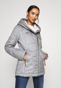 Ragwear - GORDON - Light jacket - grey - 4