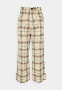 Mos Mosh - COMO RIA PANT - Trousers - cuban sand - 0