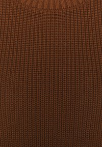 Esprit - CREWNECK VEST - Jumper - brown - 2