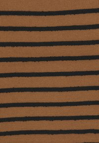 Proenza Schouler White Label - STRIPED BOUCLE  - Sweter - ochre - 6