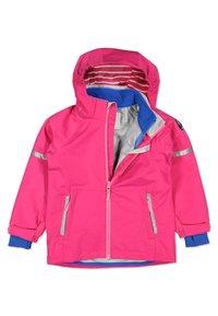Polarn O. Pyret - Waterproof jacket - pink - 2