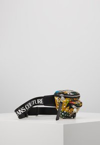 Versace Jeans Couture - BAROQUE PRINTED BUMBAG - Bum bag - multi - 3