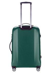 Wittchen - MITTLERER KOFFER - Wheeled suitcase - green - 1