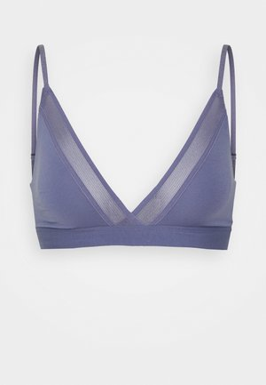 EVER FRESH - Reggiseno a triangolo - porcelain blue