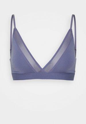 EVER FRESH - Triangle bra - porcelain blue