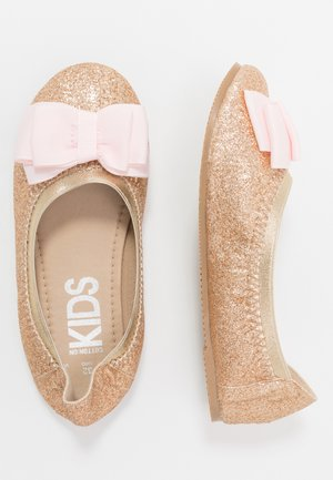 KIDS PRIMO - Ballet pumps - gold shimmer