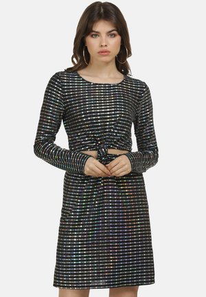 Cocktail dress / Party dress - holographic