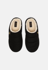Polo Ralph Lauren - EMERY  - Mules - black with gold - 3