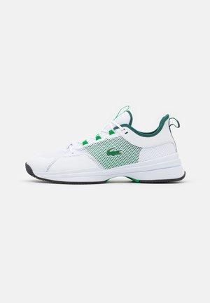 AG-LT 21 - Tenisové boty na všechny povrchy - white/green