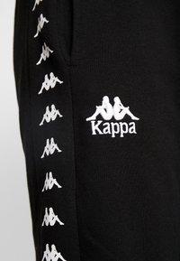Kappa - VENTUN PANTS - Spodnie treningowe - black - 5
