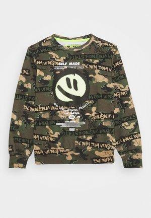 MALER - Sweater - khaki