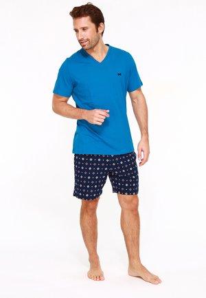 MARIUS - Pyjama set - peacock blue