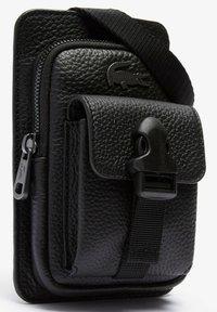Lacoste - PORTE-CARTES - Office accessory - noir - 2