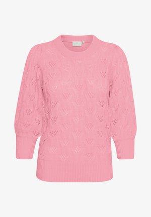 KAJASMINA - Strickpullover - candy pink