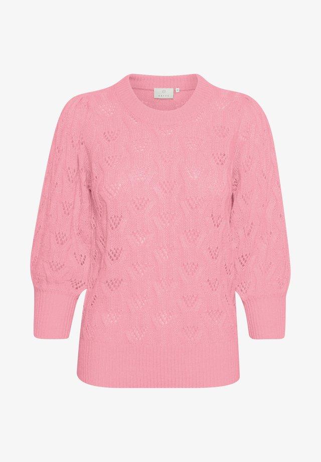 KAJASMINA - Sweter - candy pink