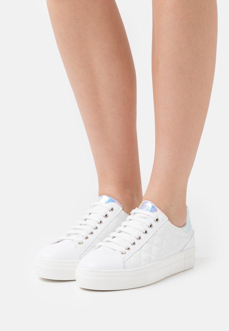 Trendyol - Sneakers laag - white