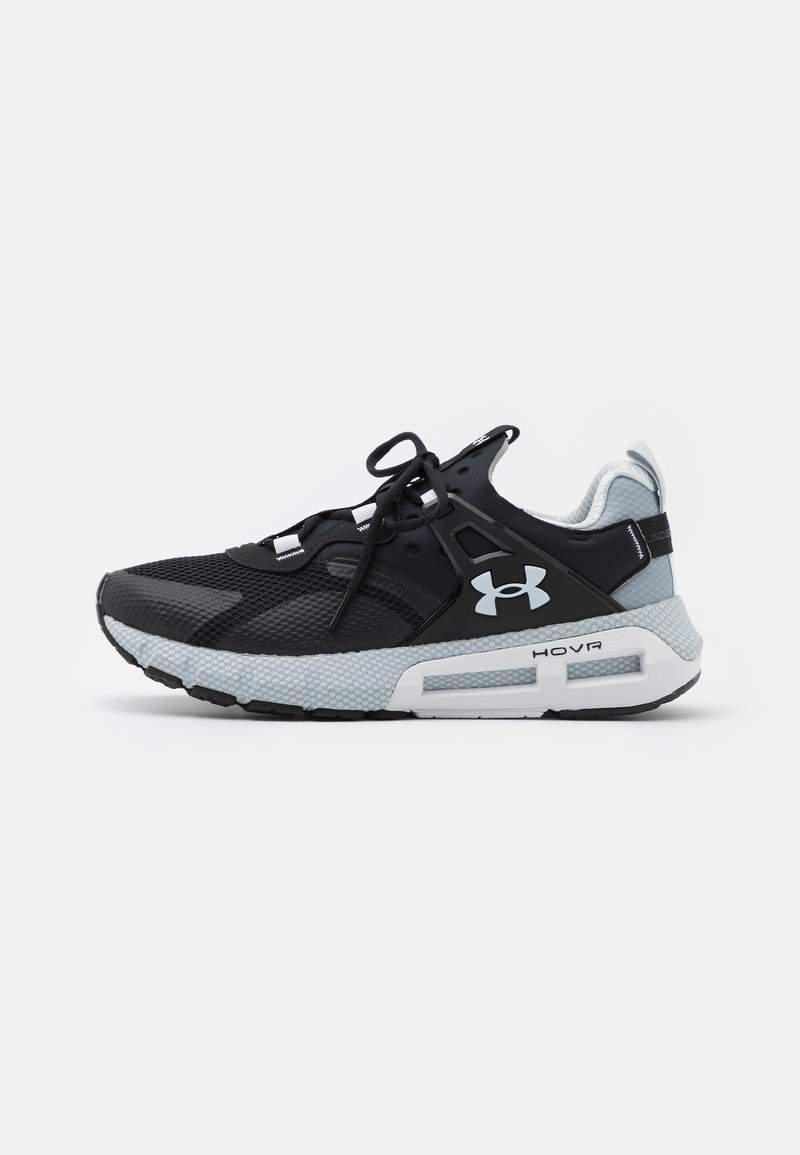 Under Armour - HOVR MEGA MVMNT - Sports shoes - black