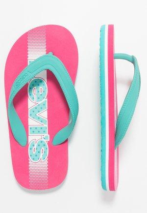 VIRGINIA - Pool shoes - pink