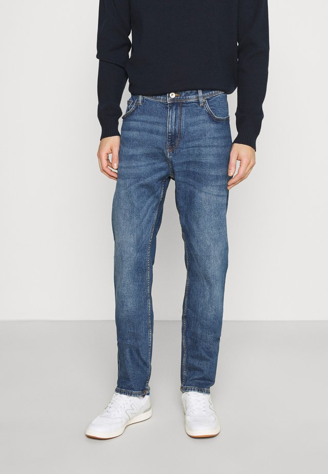 Slim fit jeans - double stone