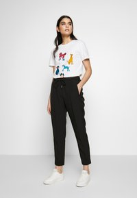 PS Paul Smith - Print T-shirt - white - 1