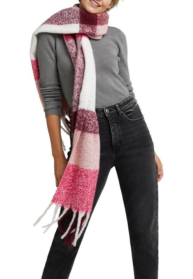 Sjaal - pink fuchsia