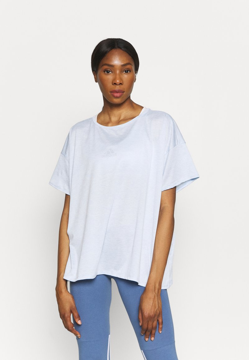 Under Armour - TECH VENT  - Basic T-shirt - isotope blue