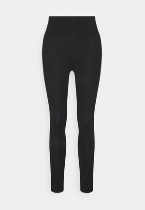 TRAIN FOREVER HIGH WAIST 7/8 - Leggings - black