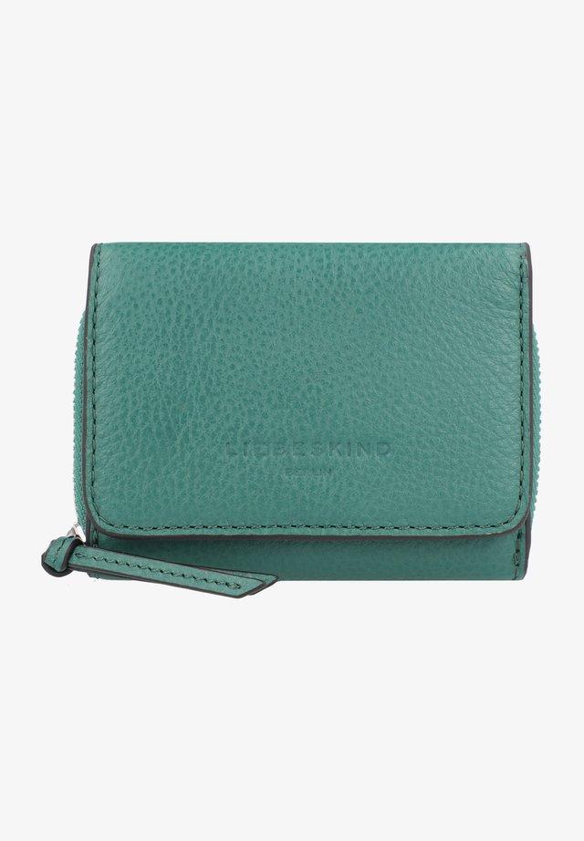 Wallet - aqua teal