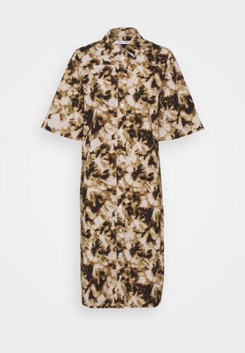 DEMI DRESS - Day dress - brown
