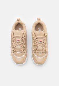 Fila - STRADA JR - Sneaker low - gold - 3