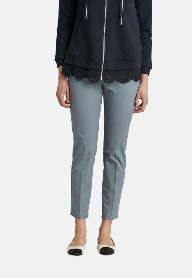 NEW YORK - Trousers - grigio