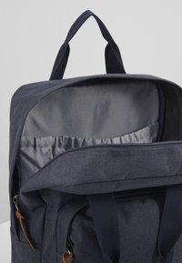 Fabrizio - BEST WAY BACKPACK - School bag - navy blue - 4