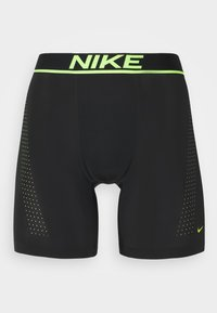 Nike Underwear - BOXER BRIEF - Underkläder - black/volt - 2