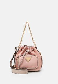 River Island - DUFFLEPINK - Across body bag - pink - 0