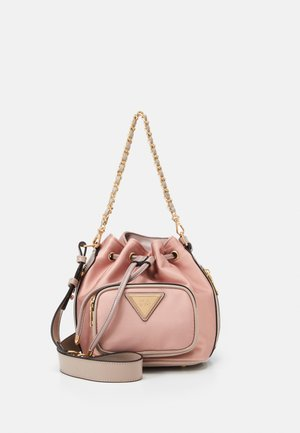 DUFFLEPINK - Across body bag - pink