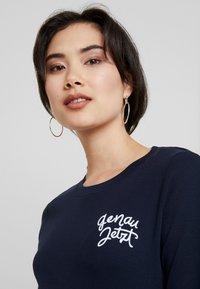 TOM TAILOR - T-shirt med print - sky captain/blue - 4