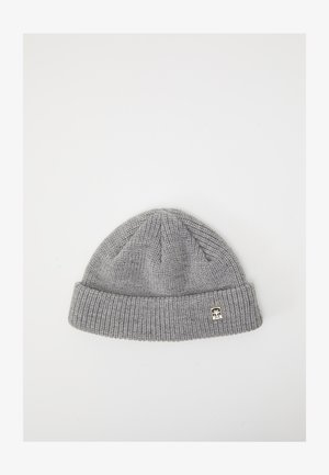 MICRO BEANIE UNISEX - Mütze - grey heather