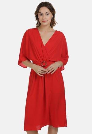 Denní šaty - rot