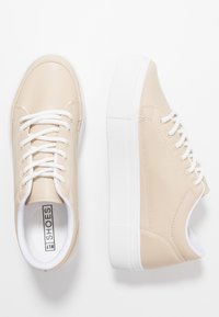 Nly by Nelly - PERFECT PLATFORM - Trainers - creme - 3