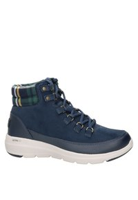Skechers - Lace-up ankle boots - blauw - 5