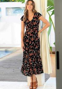 Alba Moda - Maxi dress - schwarz - 3