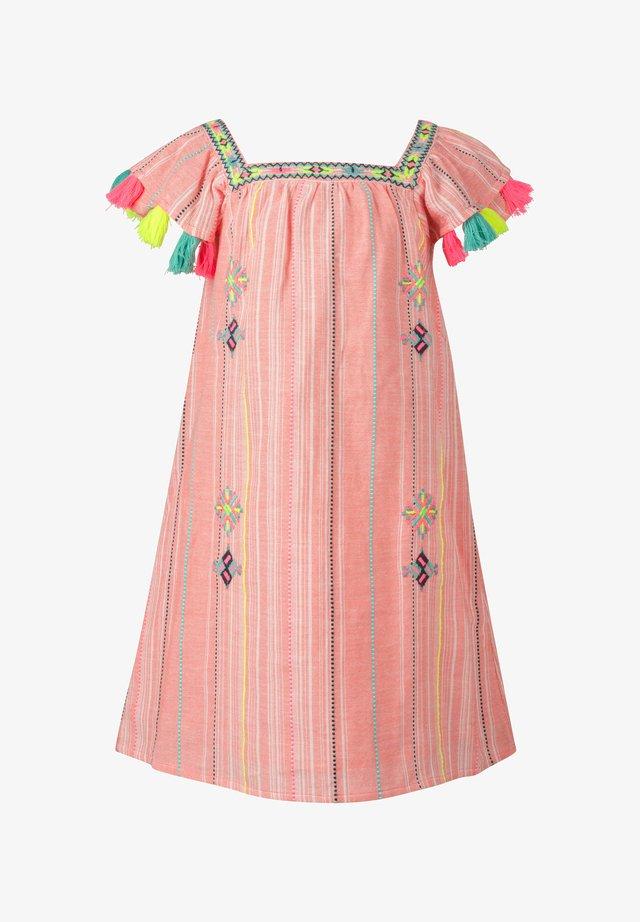 HIPPIE  - Sukienka letnia - flamingo