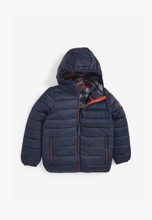 SHOWER RESISTANT PUFFER - Winter jacket - dark blue