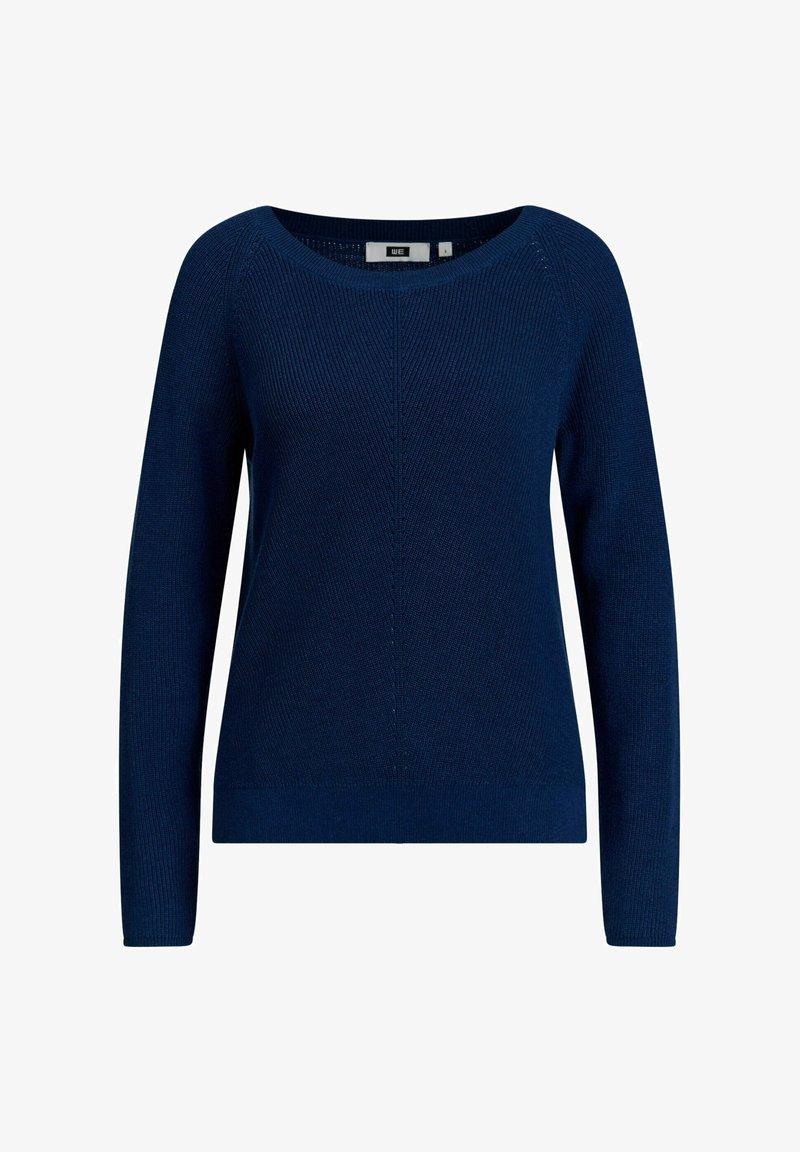 WE Fashion - Jumper - blue