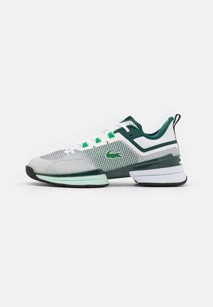 AG-LT 21 ULTRA - All court tennisskor - white/green