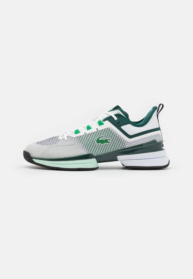 Lacoste Sport - AG-LT 21 ULTRA - All court tennisskor - white/green