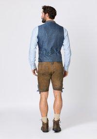 Stockerpoint - Waistcoat - nuss-blau - 2