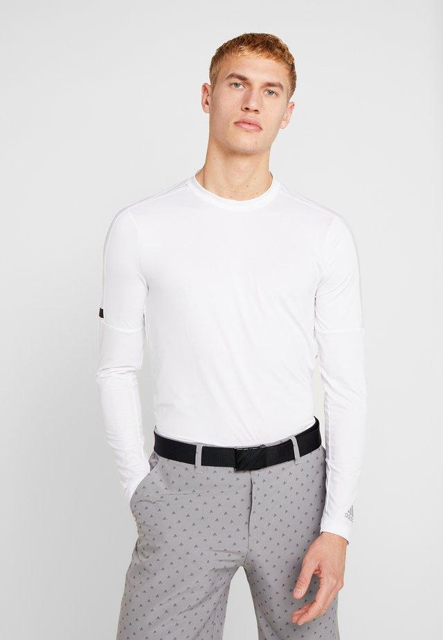 SPORT  - Bluzka z długim rękawem - white