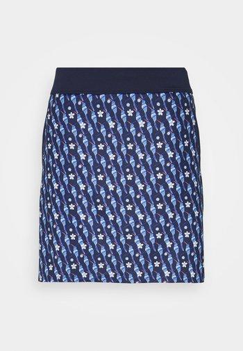 HUMMINGBIRD SKORT - Sports skirt - peacoat
